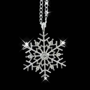 SAUTOIR ET COLLIER Cadeau de noël collier pendentif chaîne strass bri