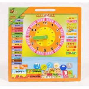 Magnet calendrier achat vente magnet calendrier pas for Calendrier mural pas cher