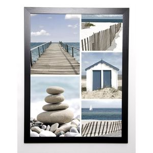 deco murale bord de mer achat vente pas cher. Black Bedroom Furniture Sets. Home Design Ideas