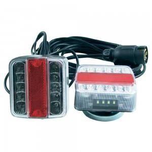 ALLUMAGE AUTO DES FEUX Kit signalisation  feu à LED magnétique