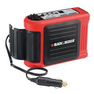 STATION DE DEMARRAGE BLACK & DECKER Power Starter Simple Start Heavy Du