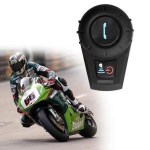 INTERCOM MOTO Excelvan Interphone Bluetooth Moto Interphone sans