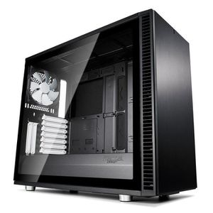 BOITIER PC  Fractal Design Define S2, Black, Glass, Light