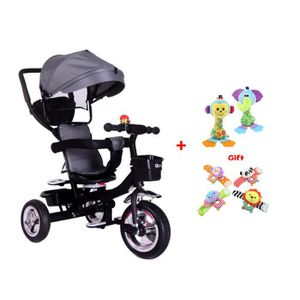 TRICYCLE Tricycle évolutif  2-5ans Enfant Bébé - Siège Pivo