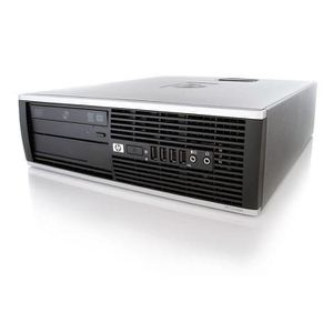 UNITÉ CENTRALE  HP 6000 PRO SFF - E7500 2,93Ghz - 3Go - Windows 7