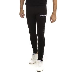 LEGGING DE COMPRESSION NORTHVALLEY Pantalon de Running Reski Homme Noir
