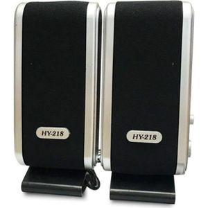 ENCEINTES ORDINATEUR USB Haut-parleurs d'ordinateur portable multimedia