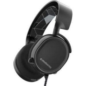 CASQUE AVEC MICROPHONE Casque gamer Steelseries Arctis 3 Bluetooth 2019 E