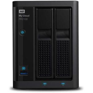 SERVEUR STOCKAGE - NAS  WESTERN DIGITAL My Cloud PR2100 - 4To
