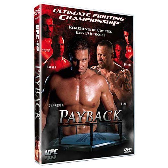 DVD Ufc 48 : pay back !