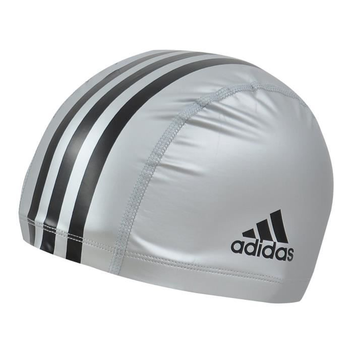Adidas bonnet de bain en tissu enduit F80779
