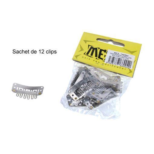 Pince clips de fixation pour extensions