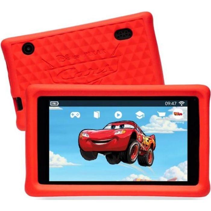 Tablette enfants Disney Cars Pebble Gear