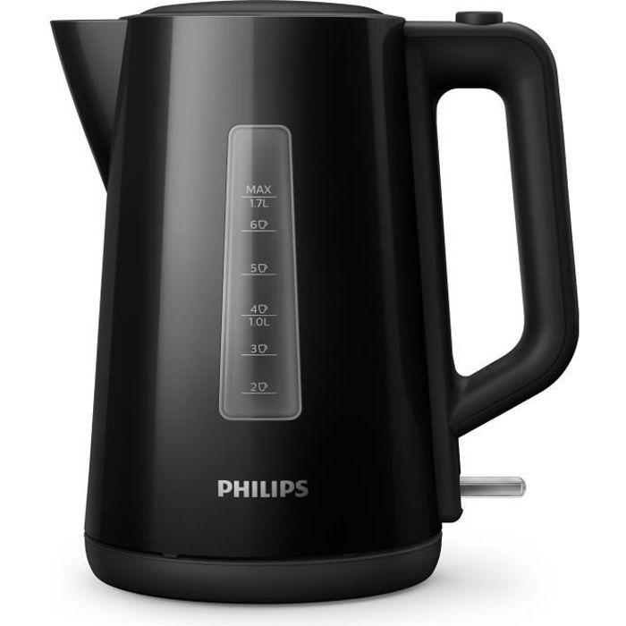 PHILIPS HD9318/20 Bouilloire Daily 1,7L Noire