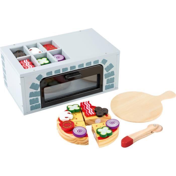 Four à pizza pour la cuisine d´enfant