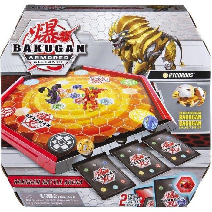 BAKUGAN - ARENE DE COMBAT SAISON 2 - 6056040 - Modèle Aléatoire