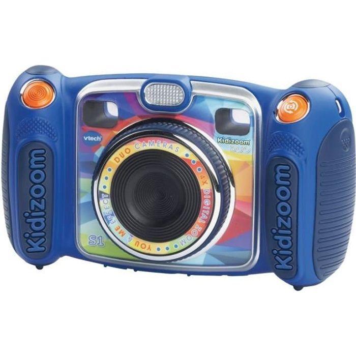 VTech KidiZoom Duo - Appareil photo numérique - compact - 2.0 MP - bleu