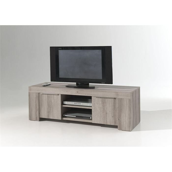 meuble tv hifi vid o design flow achat vente meuble tv. Black Bedroom Furniture Sets. Home Design Ideas