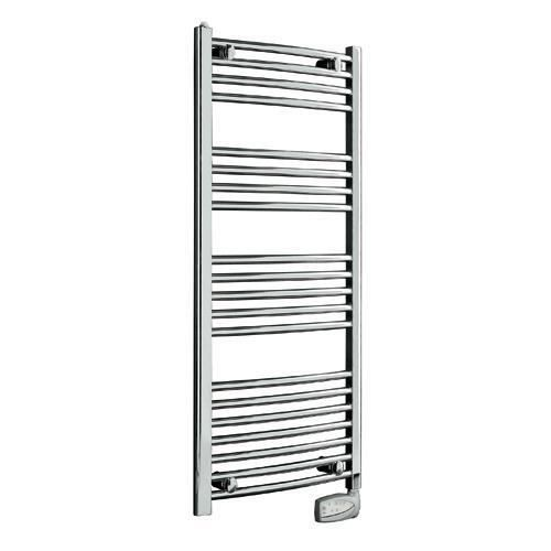 radiateur s che serviettes acier optima chrome achat. Black Bedroom Furniture Sets. Home Design Ideas