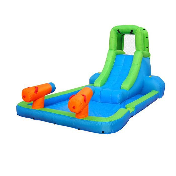 Piscine gonflable avec toboggan auchan for Auchan piscine gonflable