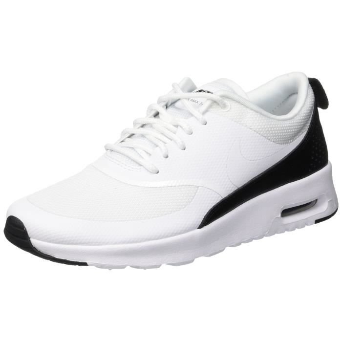chaussure blanche nike femme