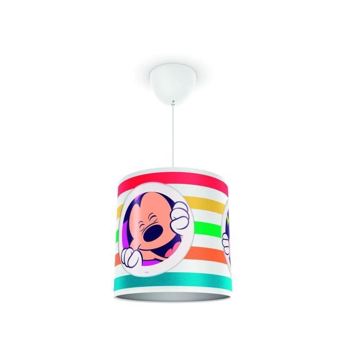 Philips disney suspension mickey chambre enfant achat vente philips micke - Cdiscount chambre enfant ...