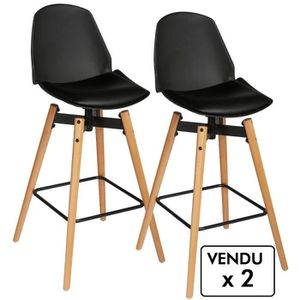 tabouret de bar scandinave achat vente tabouret de bar. Black Bedroom Furniture Sets. Home Design Ideas