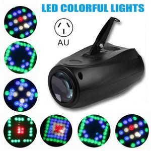 ÉCLAIRAGE INTÉRIEUR ECLAIRAGE INTERIEUR NOUVEAU 15W RGBW 64LED Lampe à