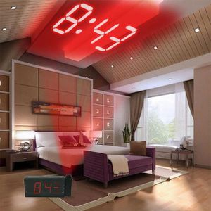 RÉVEIL SANS RADIO Alarme Horloge numérique multifonction avec Radio