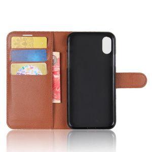 HOUSSE - ÉTUI Juce® Coque pour iPhone 6 & 6S Etui à Rabat Housse