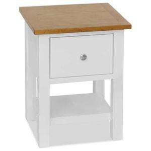 CHEVET Table de nuit chevet commode armoire meuble chambr