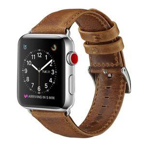 BRACELET MONTRE CONNEC. Bracelet pour Apple Watch Series 4 44mm-Series 3-2