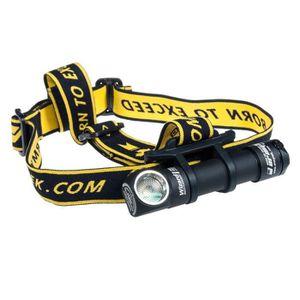 LAMPE FRONTALE MULTISPORT Armytek Wizard Pro USB xhp50–Lampe Frontale LED