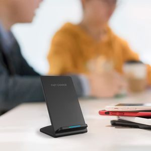 CHARGEUR TÉLÉPHONE [Qi Chargeur Sans Fil Rapide]Wireless Quick Charge