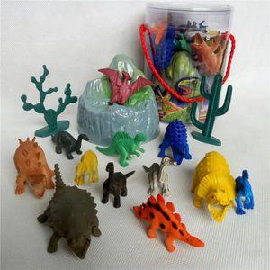 ROBOT - ANIMAL ANIMÉ Simulation dinosaure parc creux en plastique jouet
