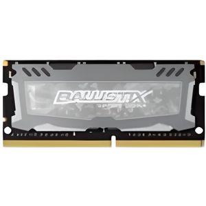 MÉMOIRE RAM BALLISTIX Mémoire PC Sport LT Gris - DDR4 - 4GB -