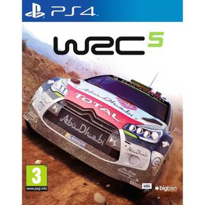 JEU PS4 WRC 5 Jeu PS4