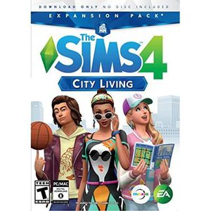 JEU PC The Sims 4 City Living - PC