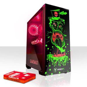UNITÉ CENTRALE  Fierce GOBBLER PC Gamer de Bureau - Intel Core i7
