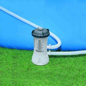POMPE - FILTRATION  INTEX Epurateur à cartouche 2 m3/h pour piscine