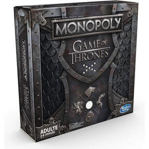 JEU SOCIÉTÉ - PLATEAU Monopoly - Jeu de societe Monopoly Game Of Thrones