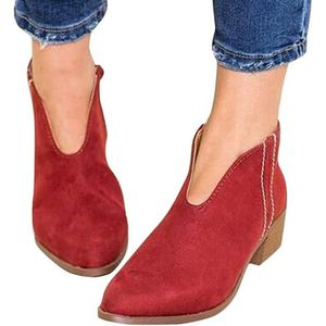 BOTTINE Minetom Boots Femme Imprimé Léopard Bottine Femmes