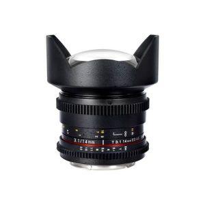 OBJECTIF Obj SAMYANG 14mm T3.1 VDSLR Canon