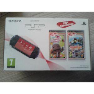 CONSOLE PSP console psp street avec deux jeux