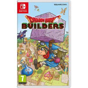 JEU NINTENDO SWITCH Dragon Quest Builders  Switch + 1Porte Clé + 1 spi