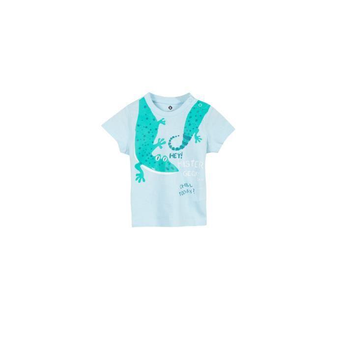 Garçons À Col À Rayures Polo T-shirt en coton Casual Manches Haut 3-10 ans