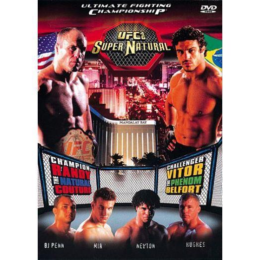 DVD Ufc 46 : super natural