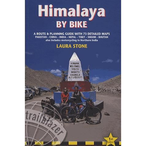 himalaya by bike achat vente livre laura stone. Black Bedroom Furniture Sets. Home Design Ideas