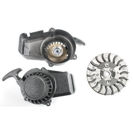 Kit lanceur + rotor pour pocket bike / pocket quad