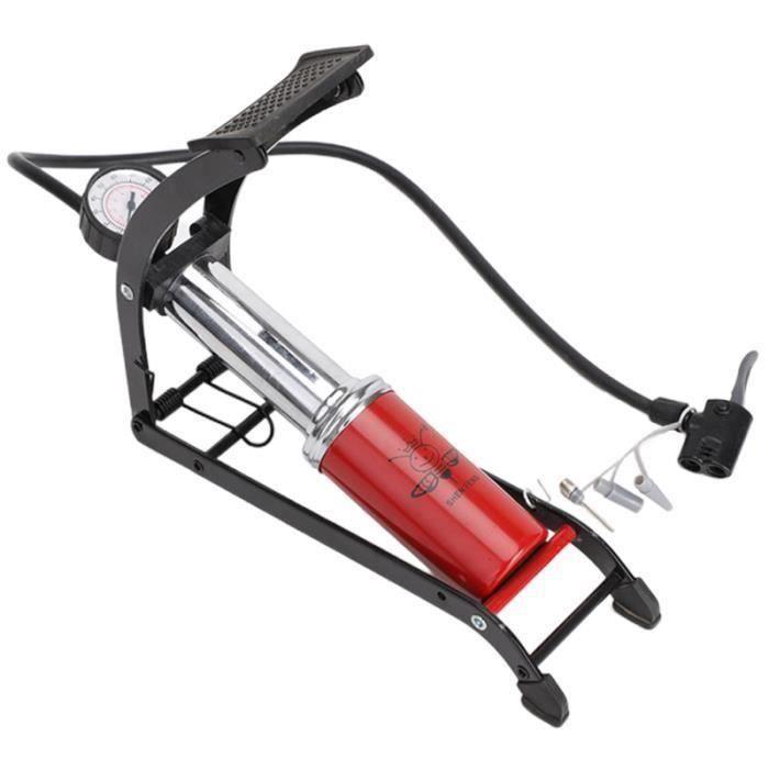 1pc pratique pompe à pied de pneu de vélo pour voiture de DERAILLEUR - PIECES DETACHEES DE DERAILLEUR